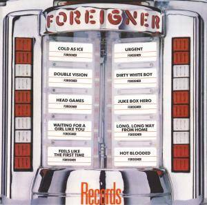 Foreigner: Records (CD) - Bild 1