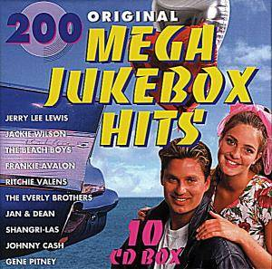 200 Original Mega Jukebox Hits - Cover