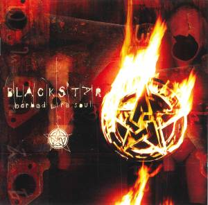 Cover - Blackstar: Barbed Wire Soul