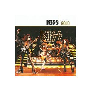 KISS: Gold - Cover