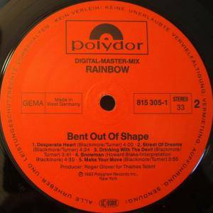 Rainbow: Bent Out Of Shape (LP) - Bild 5