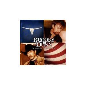 Cover - Brooks & Dunn: Steers & Stripes