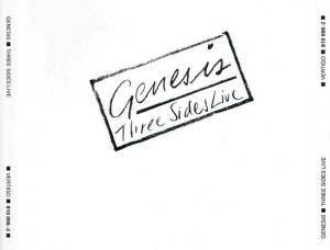 Genesis: Three Sides Live (2-CD) - Bild 3