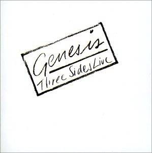Genesis: Three Sides Live - Cover