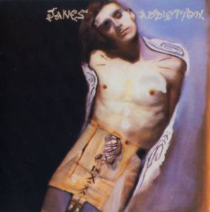 Jane's Addiction: Jane's Addiction - Cover