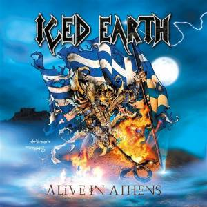 Iced Earth: Alive In Athens (3-CD) - Bild 1
