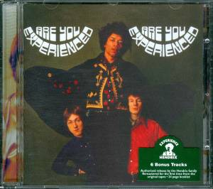 The Jimi Hendrix Experience: Are You Experienced (CD) - Bild 1