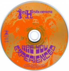 The Jimi Hendrix Experience: Are You Experienced (CD) - Bild 3