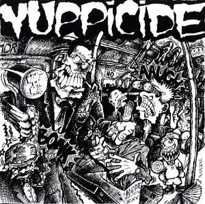Yuppicide: Fistfull Of Creditcards - Cover