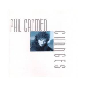 Cover - Phil Carmen: Changes