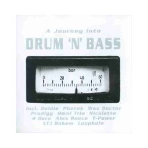 Journey Into Drum 'n' Bass, A - Cover