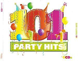 Cover - Crazy Frog: 101 Party Hits