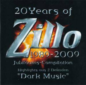 20 Years Of Zillo 1989-2009 - Cover
