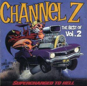 Cover - Salmonella Dub: Channel Z - The Best Of Vol 2