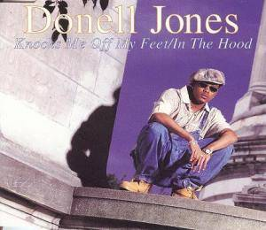 Cover - Donell Jones: Knocks Me Off My Feet / In The Hood
