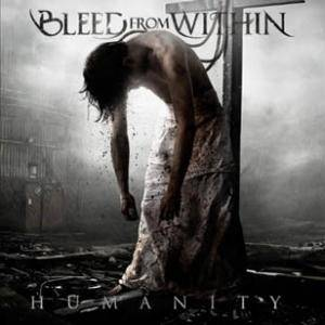 Cover - Bleed From Within: Humanity