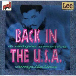 Cover - Sam Phillips: BACK in the U.S.A. a virgin america compilation