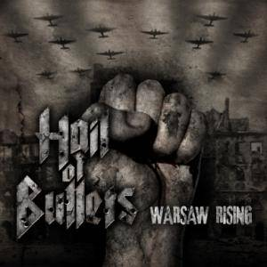 Hail Of Bullets: Warsaw Rising (Mini-CD / EP) - Bild 1