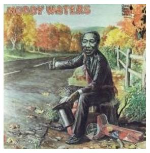 Muddy Waters: Chess Blues Masters Series - Cover