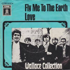 Cover - Wallace Collection: Fly Me To The Earth