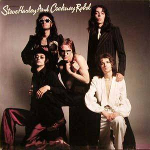 Steve Harley & Cockney Rebel: Best Of Steve Harley And Cockney Rebel, The - Cover
