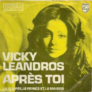 Vicky Leandros: Après Toi - Cover
