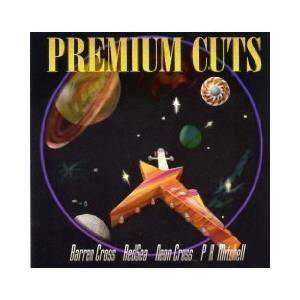 Cover - Barren Cross: Premium Cuts
