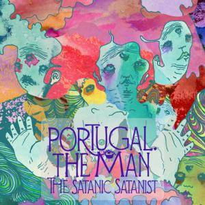 Cover - Portugal. The Man: Satanic Satanist, The