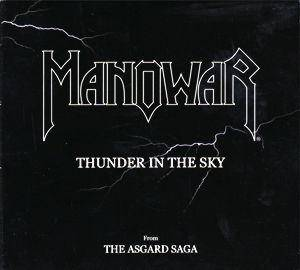 Manowar: Thunder In The Sky - Cover