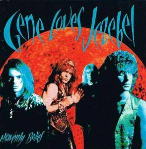 Cover - Gene Loves Jezebel: Heavenly Bodies