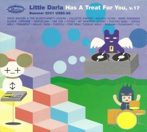Little Darla Has A Treat For You, V. 17 Summer 2001 - Cover
