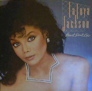 La Toya Jackson: Heart Don't Lie - Cover
