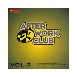 Cover - Bob Marley Vs. Funkstar De Luxe: After Work Club Vol. 2