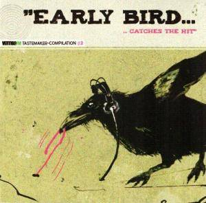 "Cover - La Roux: ""Early Bird... Catches The Hit"" Vertigo.Fm Tastemaker-Compilation #2"