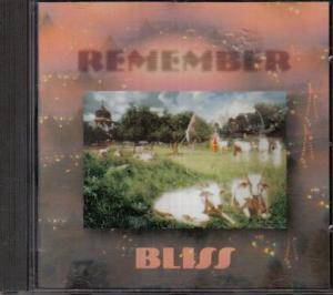 Cover - Bliss: Remember