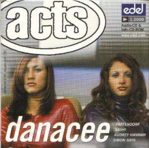 Cover - DJ Thomilla: Edel Acts 1-2000