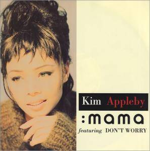 Cover - Kim Appleby: Mama
