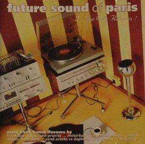 Cover - Motorbass: Future Sound Of Paris