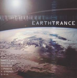 Cover - Axel Coon: Earthtrance