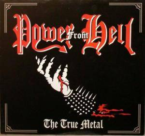 Power From Hell: True Metal, The - Cover