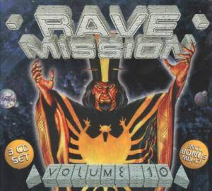 Cover - E-Max: Rave Mission Volume 10