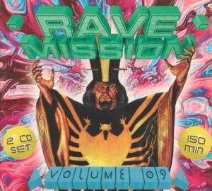 Cover - Club Disciples: Rave Mission Volume 09