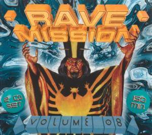 Cover - Third Man: Rave Mission Volume 08