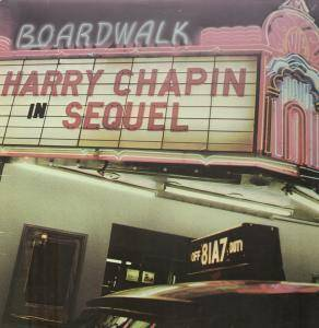Cover - Harry Chapin: Sequel