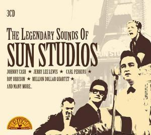 Legendary Sounds Of Sun Studios, The - Cover