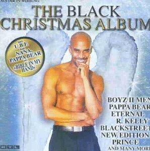 Cover - Pappa Bear: Black Christmas Album, The