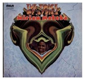 Cover - Miriam Makeba: Voice Of Africa, The