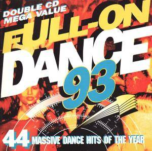 Cover - Louchie Lou & Michie One: Full On Dance 93