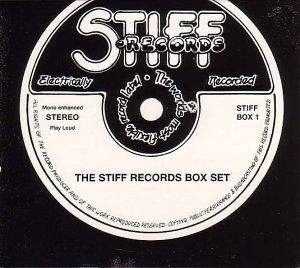 Cover - Lew Lewis Reformer: Stiff Records Box Set, The