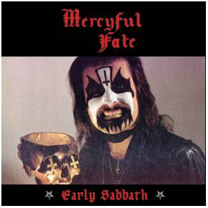 Mercyful Fate: Early Sabbath - Cover